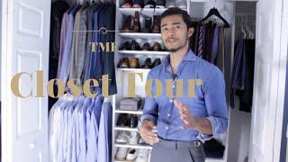 TMF Closet Tour and Tips to Keep a Modern Wardrobe