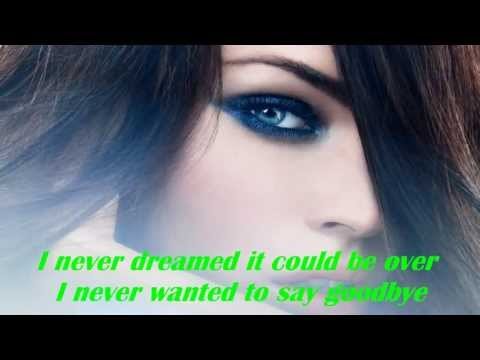 Mike + The Mechanics - Over My Shoulder [Lyrics] HD