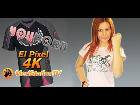 El Píxel 4K 2x32, YouPorn prepara su equipo de eSports