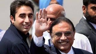 LIVE | Asif Zardari, Bilawal Bhutto addressing political gathering | 21 April 2017 | 24 News HD