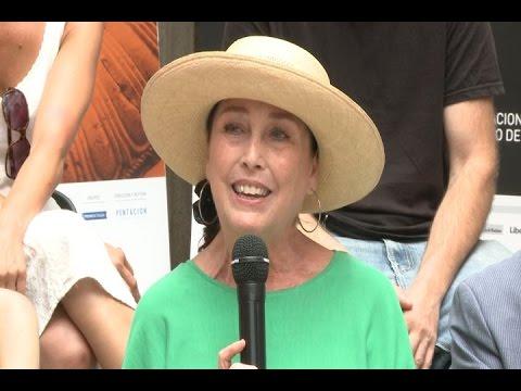 Melanie Olivares y Forqué en 'Los Hilos de Vulcano'