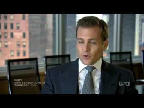 Suits Season 2 Gabriel Macht Interview