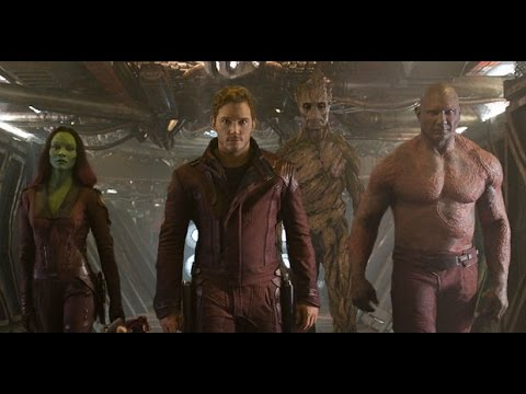 Guardians of the Galaxy Review & Discussion - #CUPodcast