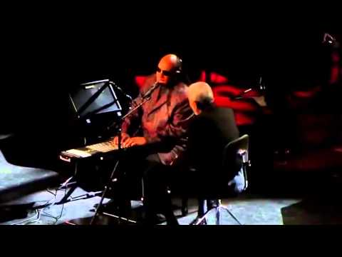 """Ain't No Sunshine"" on harpejji by Stevie Wonder 