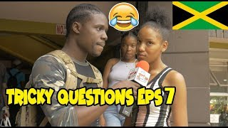 Trick Questions In Jamaica episode 7 [Mandeville] @JnelComedy @DiQuestions