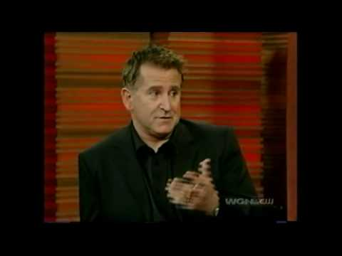 Anthony LaPaglia on Regis & Kelly April 2010 Video
