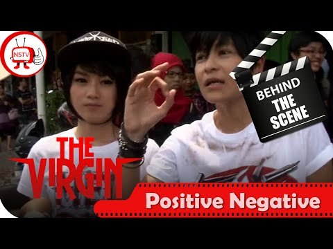 The Virgin - Behind The Scenes Positive Negative - Tv Musik Indonesia video