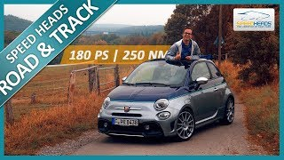 Abarth 695 Rivale Test (180 PS) - Fahrbericht - Review - Speed Heads