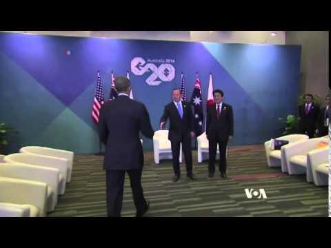Many Awkward Moments for Putin and Obama at Summits