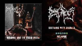 "DYING FETUS - ""Seething with Disdain"" (Official Audio)"