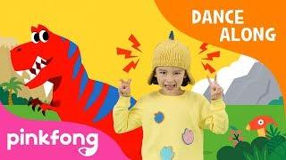 Best Hunter, T-Rex | Dinosaur Song | Dance Along | Pinkfong Songs for Children