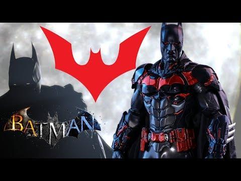 New Batman Arkham BEYOND GAME TEASED? - Batman Beyond Arkham