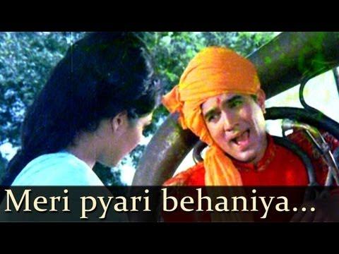Sachaa Jhutha - Meri Pyari Behaniya Banegi Dulhaniya - Kishore...