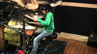 Awesome drum solo
