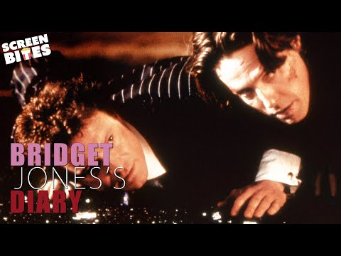 Bridget Jones's Diary - Hugh Grant Colin Firth fight scene OFFICIAL HD VIDEO