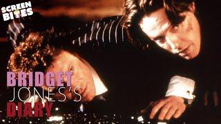 Bridget Jones's Diary - Hugh Grant Colin Firth fight scene OFFICIAL HD VIDEO