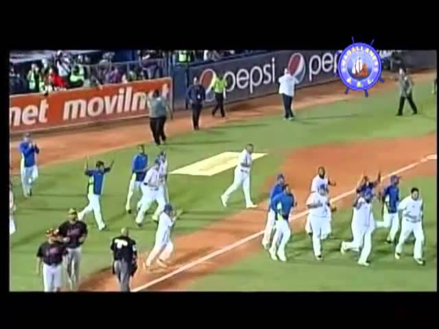Magallanes Campeón       Gran Final 2012 2013