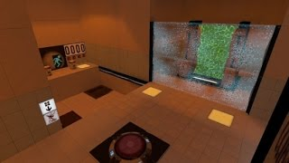 "Portal 2 PeTI - ""Time Travel Machine"" by kwinten / Quentin"