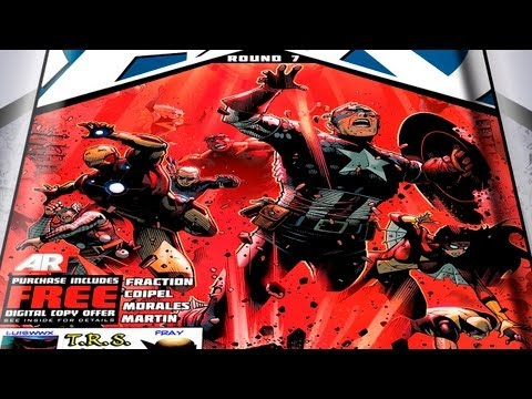 Avengers vs X-Men [Español] Round #7