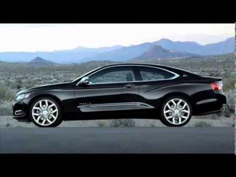 2015 Chevrolet Monte Carlo and Impala - YouTube