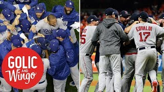 MLB Commissioner Rob Manfred on Dodgers-Red Sox World Series, controversial umpire calls and more