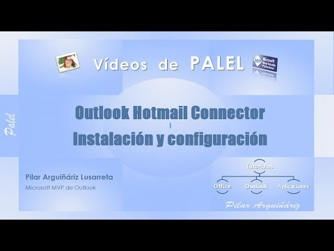 Outlook Hotmail Connector: Instalación y configuración