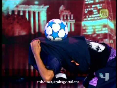 Arabs Got Talent - Ep4 - معتز القواسمي