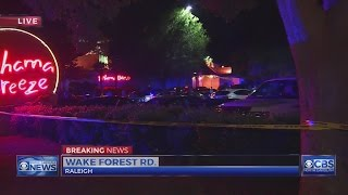1 shot on Wake Forest Road near Raleigh Beltline, police say
