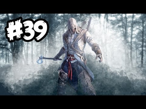 Assassin's Creed 3 Gameplay Walkthrough Part 39 - Sequence 9 [HD] (AC3 Gameplay Walkthrough)