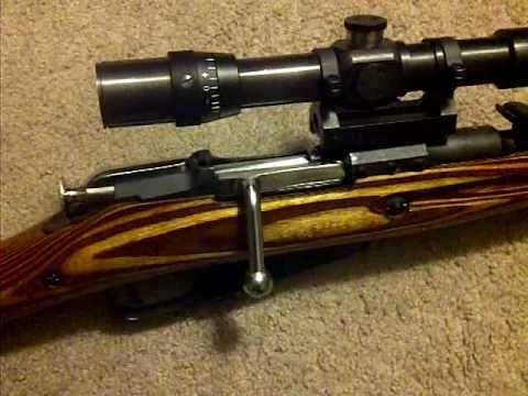 1925 Mosin Nagant M91/30 PE Sniper Rifle