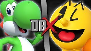 Yoshi VS Pac-Man | DBX