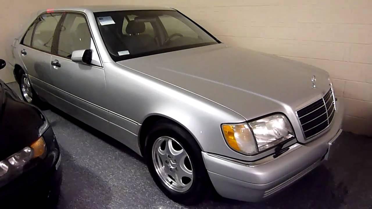 1999 Mercedes Benz S420 4dr Sedan 1975 Sold Youtube