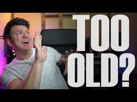 Music Industry Secrets | Am I Too Old To Make Music A Career?