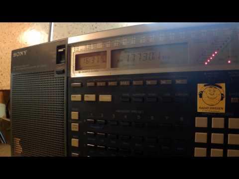 18 05 2016 Eye Radio in English to Sudan 1630 on 17730 unknown tx site