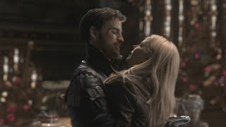 Once Upon a Time 2x06 Hook ve Emma Pusulayı Ararken (TR Altyazılı)