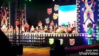 Sunbeam School Mau |Annual function 2017 | Great music played