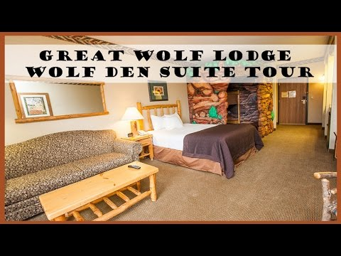 Wolf Den Great Wolf Lodge Wolf Lodge Wolf Den Suite