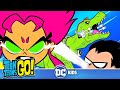 Top 10 Awesome Powers | Teen Titans Go! | DC Kids