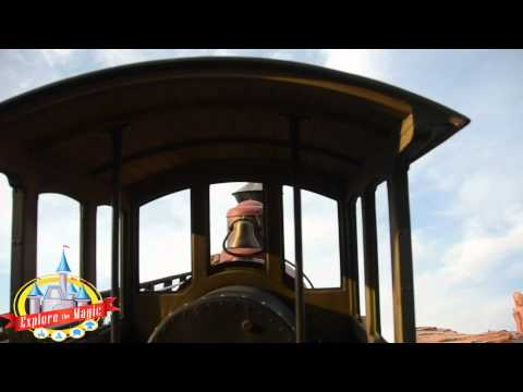 Big Thunder Railroad - Magic Kingdom - Disney World