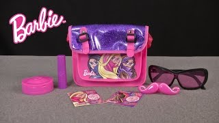 Barbie Spy Squad Spy-Tech Bag Set Review   Just Play Toys