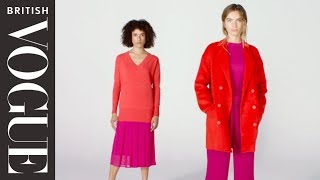 John Lewis & Partners' Timeless Contemporary Wardrobe | British Vogue & John Lewis And Partners