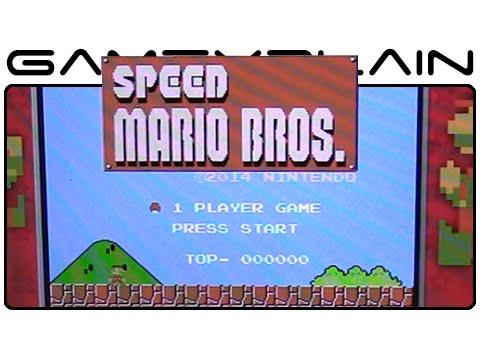 Ultimate NES Remix: Speed Mario Bros. (w/ Direct Sound)
