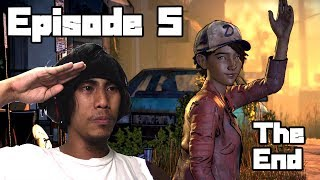 THE WALKING DEAD Season 3 EPISODE 5 (Ending) FROM THE GALLOWS | FULL GAMEPLAY