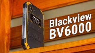 Blackview BV6000 - распаковка и предварительный обзор неубиваемого смартфона с IP68