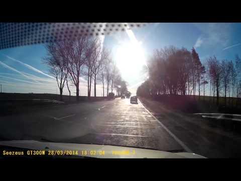 ДТП на Р53 28.03.2014г