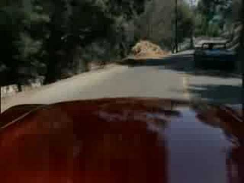 Hardcastle And McCormick(Car Chase Scene#2)