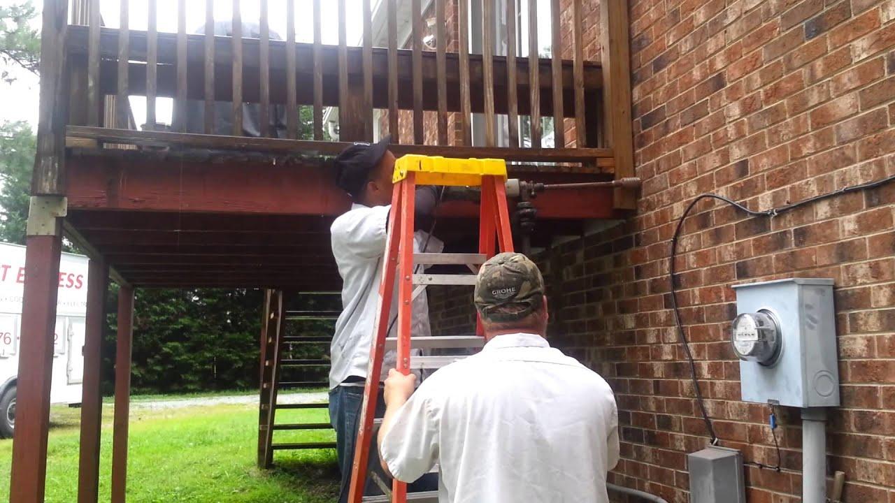 Installing Pvc Vent For Goodman 96 Efficient Furnace