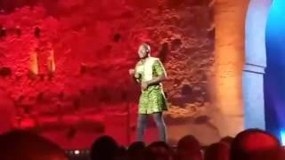 Le Magnifique au Festival du rire de  Marrakech