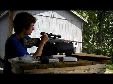 243 Remington 770 HD