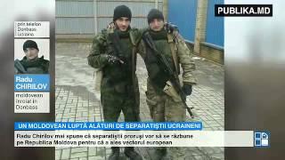 """""""Separatiştii vor să se răzbune pe Moldova"""". DEZVĂLUIRILE unui tânăr care luptă în Donbas"""